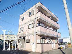 埼玉県さいたま市桜区大字町谷の賃貸マンションの外観