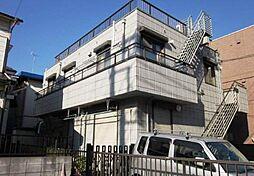 へーベルメゾン蒔田[1階]の外観