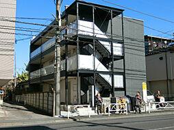 JR南武線 谷保駅 徒歩3分の賃貸マンション