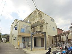 兵庫県西宮市上ケ原三番町の賃貸マンションの外観