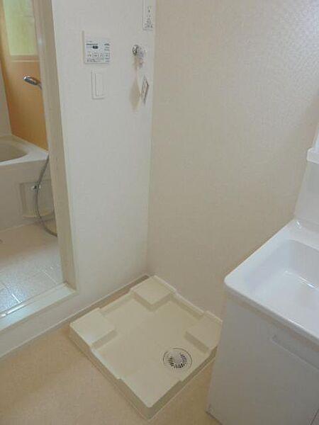 プレッソ 吉野ヶ里IIの洗濯機置場