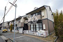 兵庫県神戸市垂水区清玄町の賃貸アパートの外観