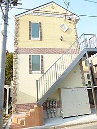 ユナイト 末吉カルロ・ルビア[1階]の外観