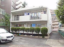 愛知県名古屋市名東区神丘町2丁目の賃貸マンションの外観
