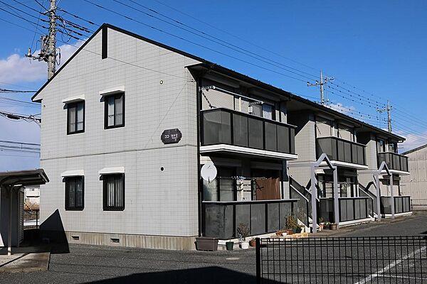 ココセナミ 2階の賃貸【埼玉県 / 熊谷市】