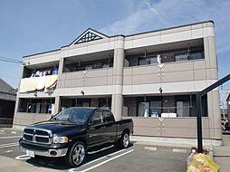 愛知県名古屋市中川区大当郎1の賃貸アパートの外観