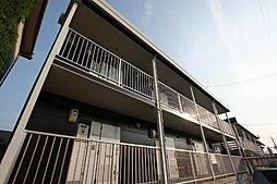 広島県福山市引野町北2丁目の賃貸アパートの外観