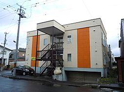 第3ハッピーマンション[101号室]の外観