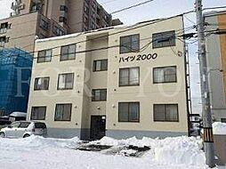 ハイツ2000[302号室]の外観