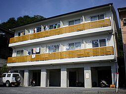 加賀山コーポ6号棟[64号室]の外観