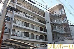 大阪府大阪市平野区喜連6丁目の賃貸マンションの外観