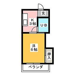 【敷金礼金0円!】コーポ飛島 A