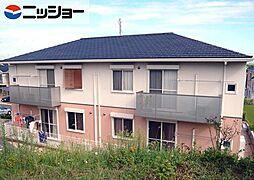 タウン美清 B棟[1階]の外観