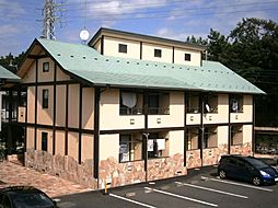 ポスト&ビーム木の家[C203号室]の外観