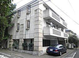 東京都品川区北品川4丁目の賃貸マンションの外観