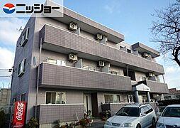 プラシードマンション横根[2階]の外観