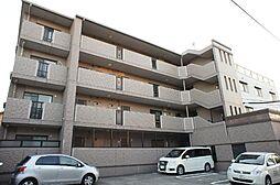 愛知県名古屋市西区枇杷島5丁目の賃貸マンションの外観