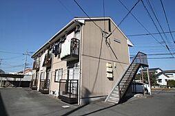 ハイツNK A棟[2階]の外観