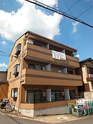 京都府京都市山科区川田山田の賃貸マンションの外観