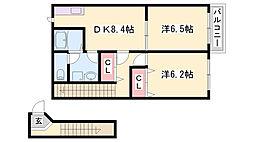 曽根駅 4.8万円