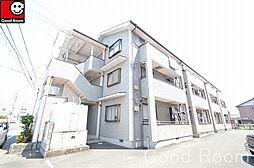 徳島県徳島市昭和町7丁目の賃貸アパートの外観