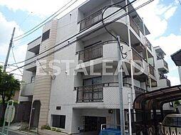 東京都豊島区目白4丁目の賃貸マンションの外観