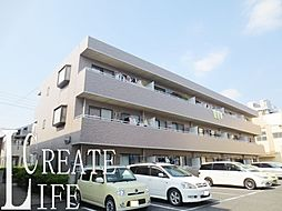 埼玉県さいたま市南区四谷1丁目の賃貸マンションの外観