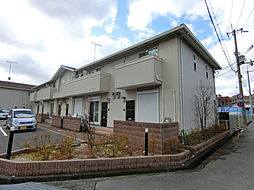 [タウンハウス] 兵庫県川西市出在家町 の賃貸【/】の外観