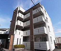 京都府京都市西京区大枝塚原町の賃貸マンションの外観