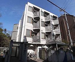 京都府京都市東山区上馬町の賃貸マンションの外観