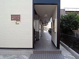 レオパレスハッピーエイト[107号室]の外観