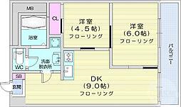 榴ヶ岡駅 5.3万円