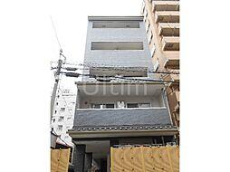 京都府京都市中京区下古城町の賃貸マンションの外観