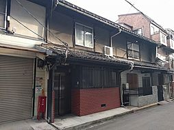 [テラスハウス] 大阪府大阪市西区九条3丁目 の賃貸【/】の外観