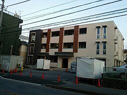 ルーチェ柴崎台[102号室号室]の外観