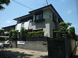 千葉県松戸市新松戸7丁目の賃貸アパートの外観