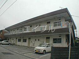 宮田ハイツ[2階]の外観