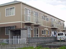 ツインズコート[1階]の外観