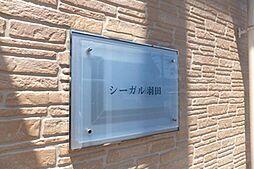 シーガル羽田[1階]の外観