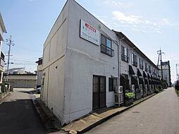 ワンルームマンション喜田[35号室]の外観
