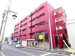 第1アンビルマンション[4階]の外観