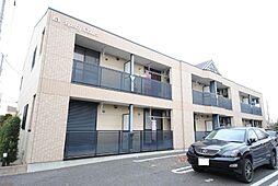 埼玉県川口市安行出羽4丁目の賃貸マンションの外観