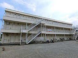 サンハイム石坂[305号室]の外観