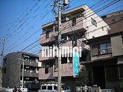 愛知県名古屋市名東区牧の里1丁目の賃貸アパートの外観
