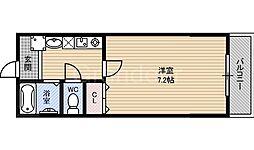 デンクマール50[6階]の間取り