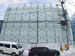 北海道札幌市中央区南十条西7の賃貸マンションの外観
