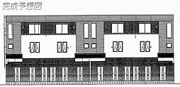 飾磨区加茂アパート[202号室]の外観