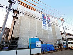 埼玉県富士見市東みずほ台2丁目の賃貸アパートの外観