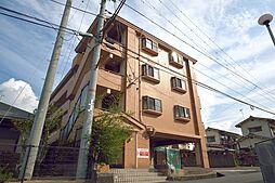 愛媛県松山市北梅本町の賃貸マンションの外観