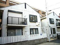 神奈川県川崎市中原区井田三舞町の賃貸アパートの外観